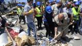 Загиналите при мощната експлозия в Бейрут се увеличиха до 165