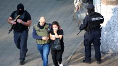 Край на заложническата драма в Тбилиси