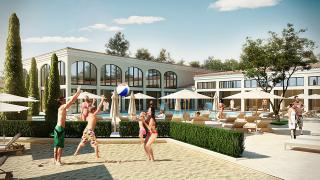 """Курортът """"Св. Св. Константин и Елена"""" ще се сдобие с балнеоложки център и нов 5-звезден хотел"""