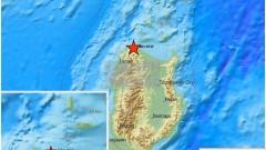 Земетресение от 7,2 по Рихтер удари Папуа-Нова Гвинея