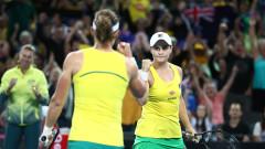 """Австралия и Франция щe излъчат новия шампион във """"Фед Къп"""""""