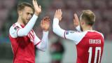 Разширеният състав на Дания за Евро 2020