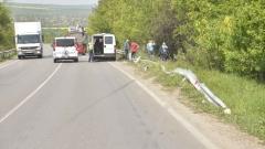 Трима загинали при катастрофа край Разград