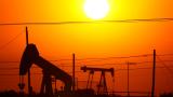 Цената на петрола се срина под $44 за барел