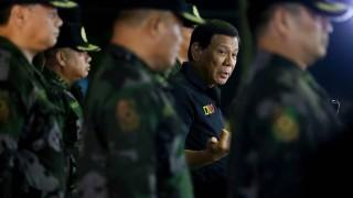 Удължиха военното положение на филипинския остров Минданао