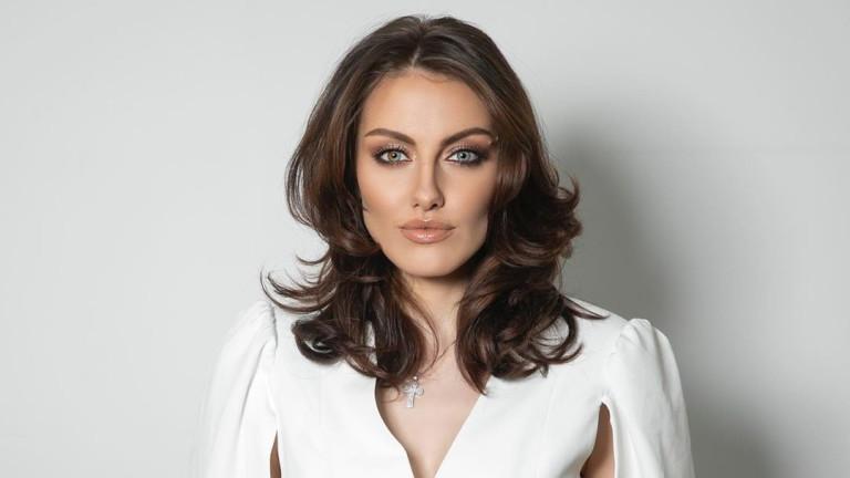 Марина Войкова - носителка на титлата за най-красива българка през