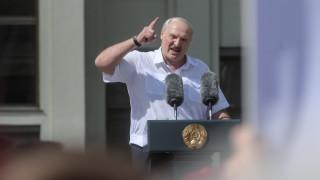 Лукашенко обеща твърда реакция срещу налагането на санкции