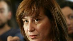 Теодора Точкова е новият главен съдебен инспектор