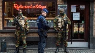 В Белгия закопчаха 10 души при антитерористични акции