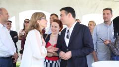 Днес Балканите градят приятелство, щастлив Зоран Заев