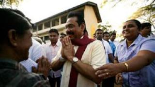 Президентът на Шри Ланка спечели втори мандат