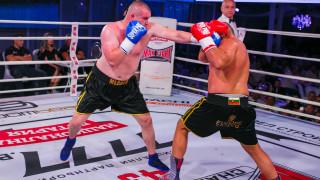 MAX FIGHT 43 с качествено бойно шоу в Слънчев бряг