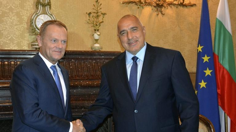 Споразумението Турция-ЕС да обхване и границата ни, поиска Борисов в писмо до Туск