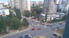 """Заради съмнителен куфар полицията отцепи район в столичния квартал """"Изгрев"""""""