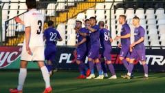 Етър - Верея 3:0, гол на Батрович