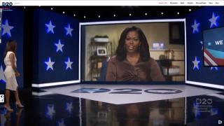 Изказването на Мишел Обама, за което всички говорят