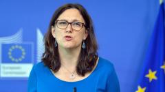 """ЕС е отворен за """"ограничено"""" търговско споразумение със САЩ"""