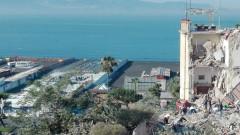 Няма данни за пострадали българи при земетресението на остров Иския, Италия