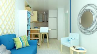 Функционални идеи за малки жилища