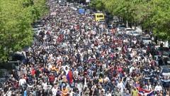 Арменският парламент избира премиер на 8 май