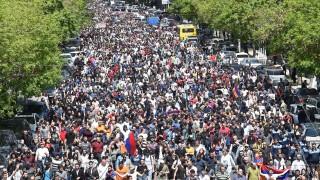 На 1 май парламентът на Армения избира премиер