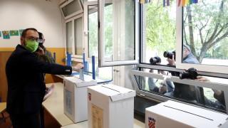 Висока избирателна активност в Загреб