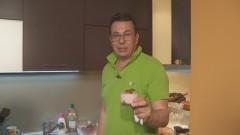 Енджи Касабие готви на Кедъра