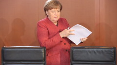 Меркел: Политиката на Иран в Сирия е заплаха за Израел