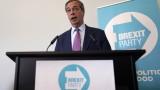 Партията на Фараж с повече гласове от консерваторите и лейбъристите взети заедно