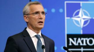НАТО ограничава достъпа на беларуски представители до централата си