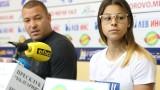 """Александра Начева е спортист за месец юли на Пресклуб """"България"""""""
