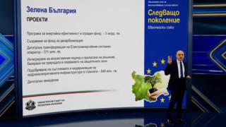 Дончев обеща 2.4% от БВП за справяне с пандемията и за подкрепа