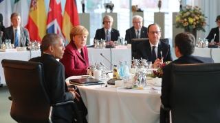 Обама и евролидери обсъждат Тръмп и трансатлантическите връзки