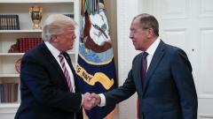 Лавров защити Тръмп от демократите, само му тровели живота
