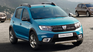 Продажбите на Dacia спаднаха с 53% в Европа