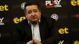 Караиванов: Гласът на отборите трябва да бъде зачетен, има разделение за формата на първенството