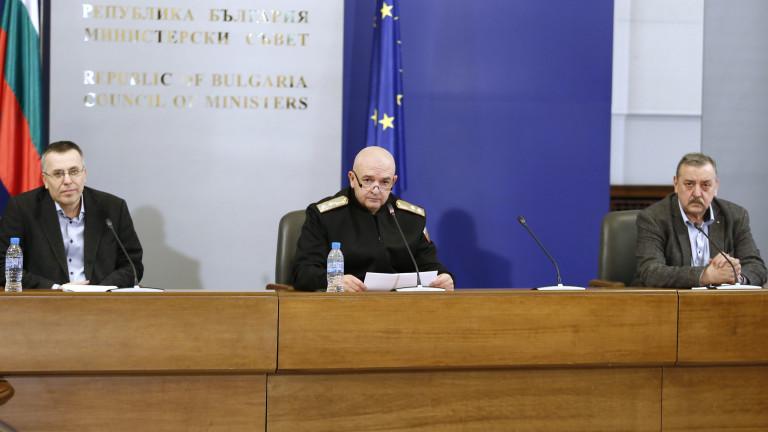 Проф. Кантарджиев: Мерките дават резултат, очакваме пика в края на април; Отлагат матурите с 10 дни, изпитът след 7-ми клас - с четири