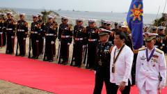 Дутерте обновява филипинската армия с близо 6 млрд. долара