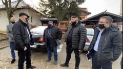 Главният прокурор се отби и в село Галиче