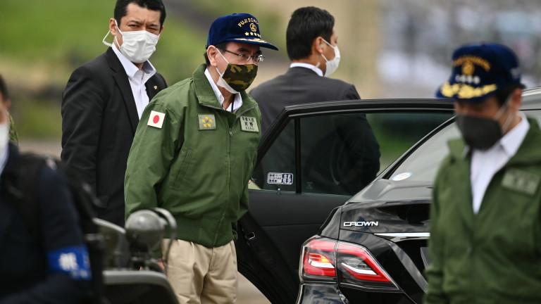 Япония спря разполагането на американската ПРО Aegis Ashore