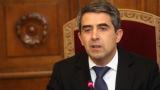 Вървим към служебно правителство, обяви Плевнелиев