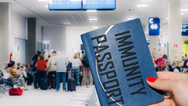 """Надеждите за глобален """"ваксинационен паспорт"""" срещат възражения в държави от ЕС"""