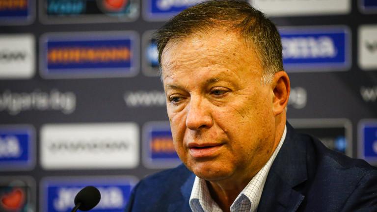 БФС не уважи искането на Бербатов за извънреден конгрес