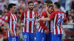 Атлетико (Мадрид) с наказателна акция срещу Спортинг Хихон