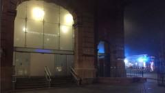Горя гарата на Нотингам, разследват палеж