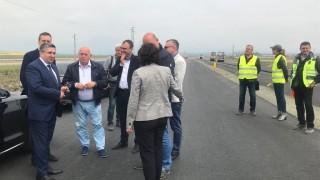 Нанков: Инвестираме 100 млн. лв. в бургаските пътища