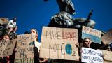 Заплахата за човечеството от океаните и топенето на ледените покривки ще нараства