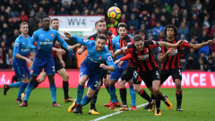 Загуба номер 6 за Арсенал, столичани без успех през 2018 година