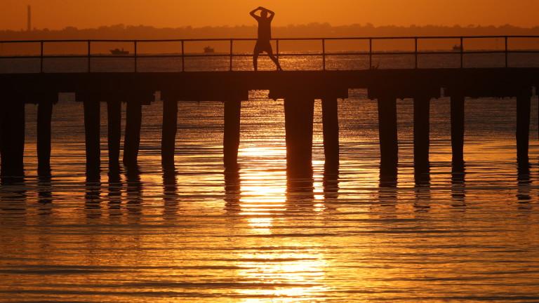 Януари в Австралия е бил най-горещият в историята на страната