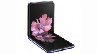 Първо видео на Samsung Galaxy Z Flip